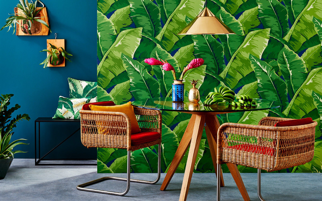 EVERYTHING IS PALMY – TREND TALK ABOUT PALMS & THE BANANA LEAF