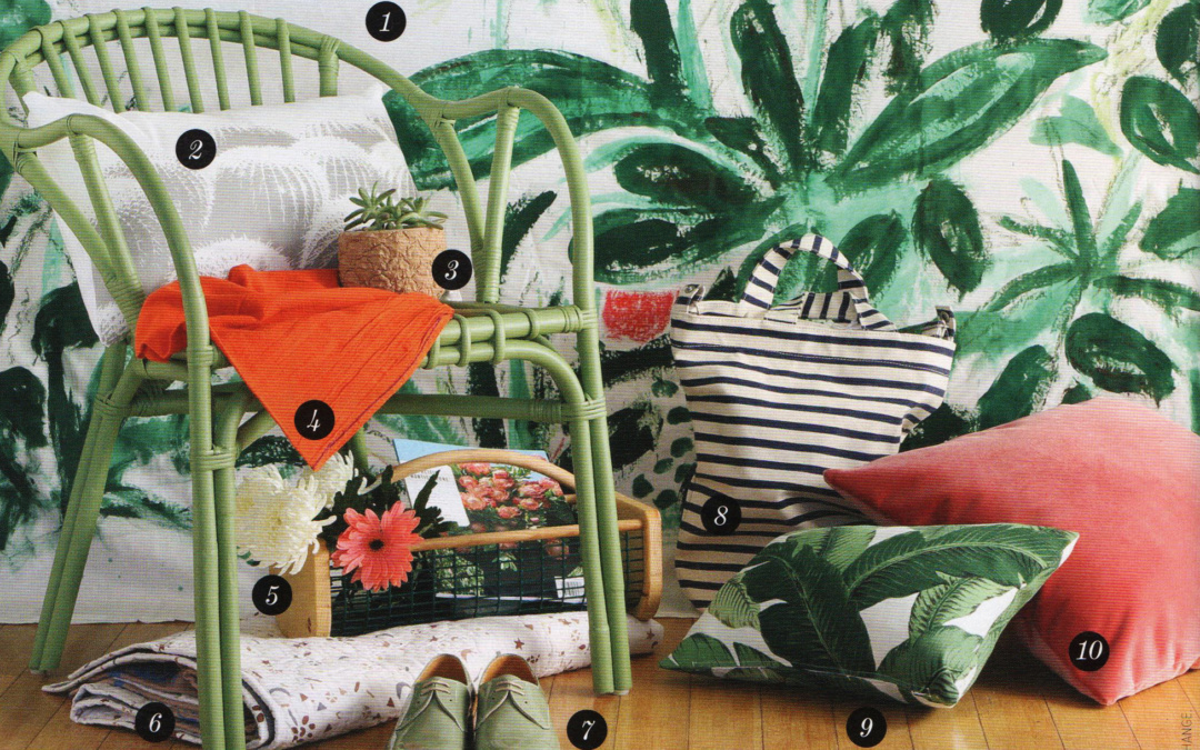 A LOOK AT OUTDOOR SPACES & A FLASH SALE