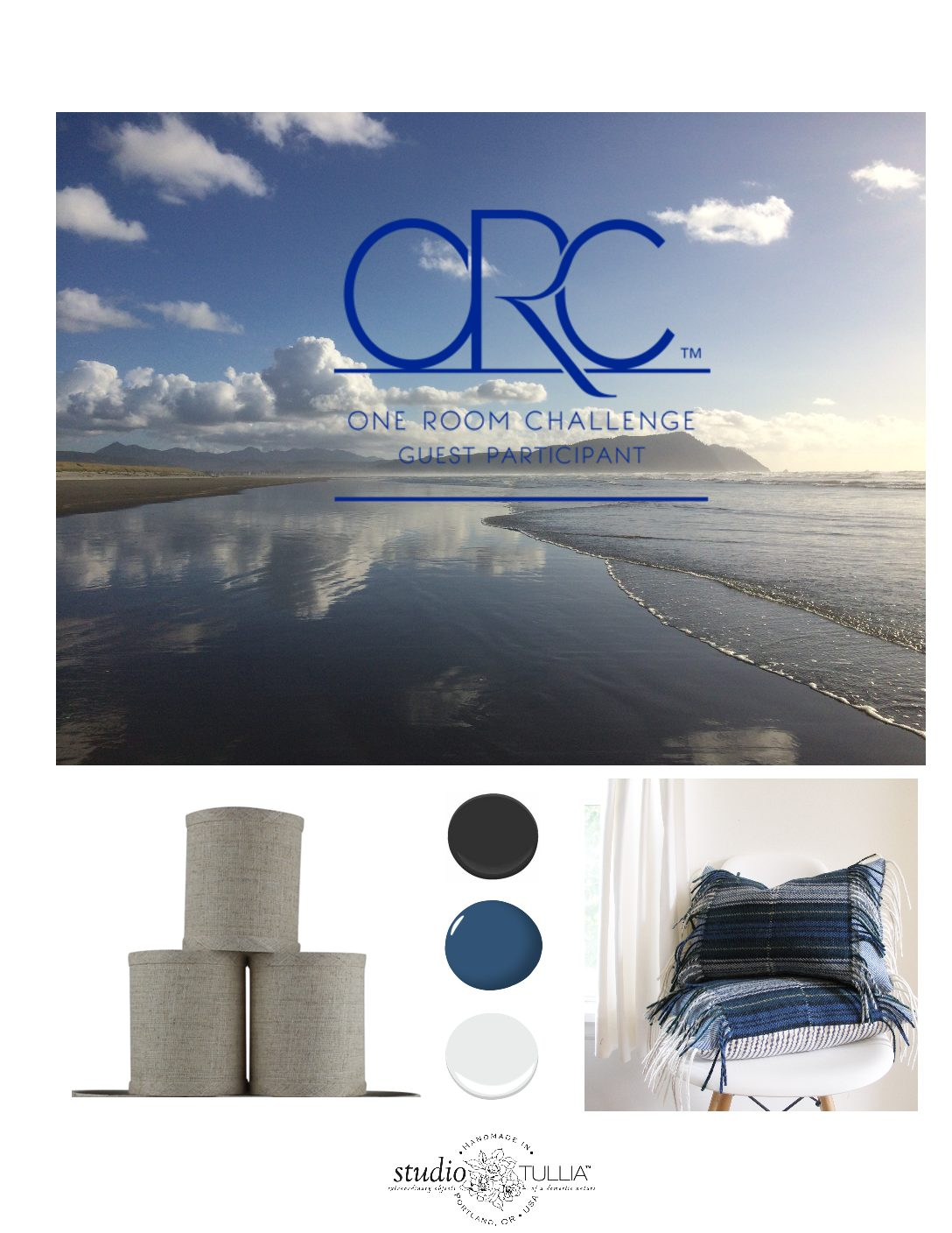 ORC FALL 2107 – GUEST BEDROOM MAKEOVER